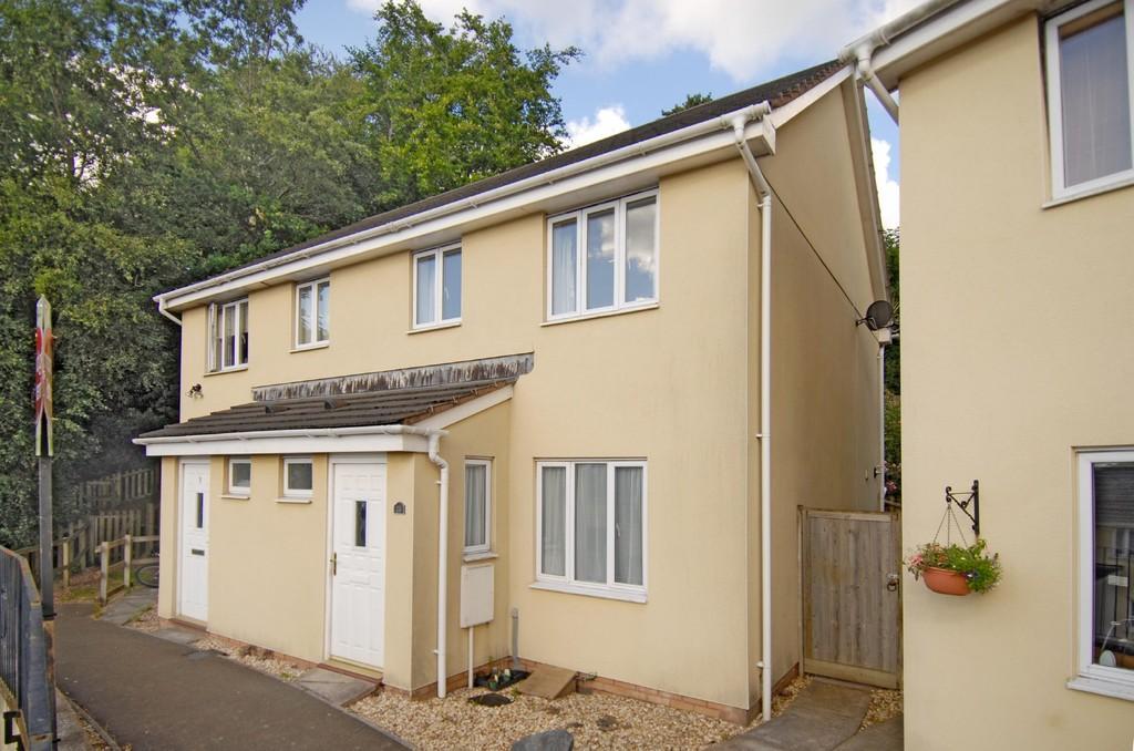 3 Bedrooms Semi Detached House for sale in Okehampton, Devon