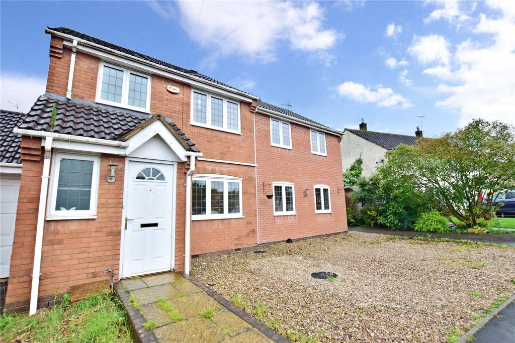 4 Bedrooms Detached House for sale in Dukes Road, Old Dalby, Melton Mowbray