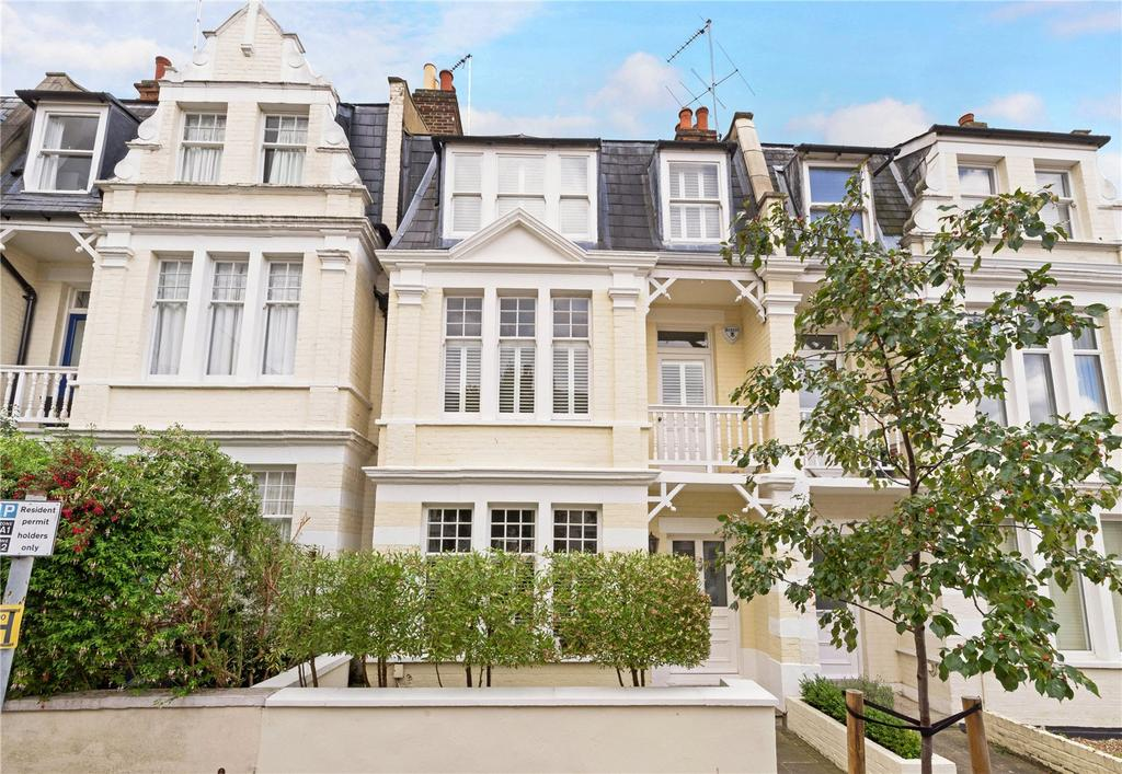 5 Bedrooms Terraced House for sale in Onslow Avenue, Richmond, Surrey, TW10