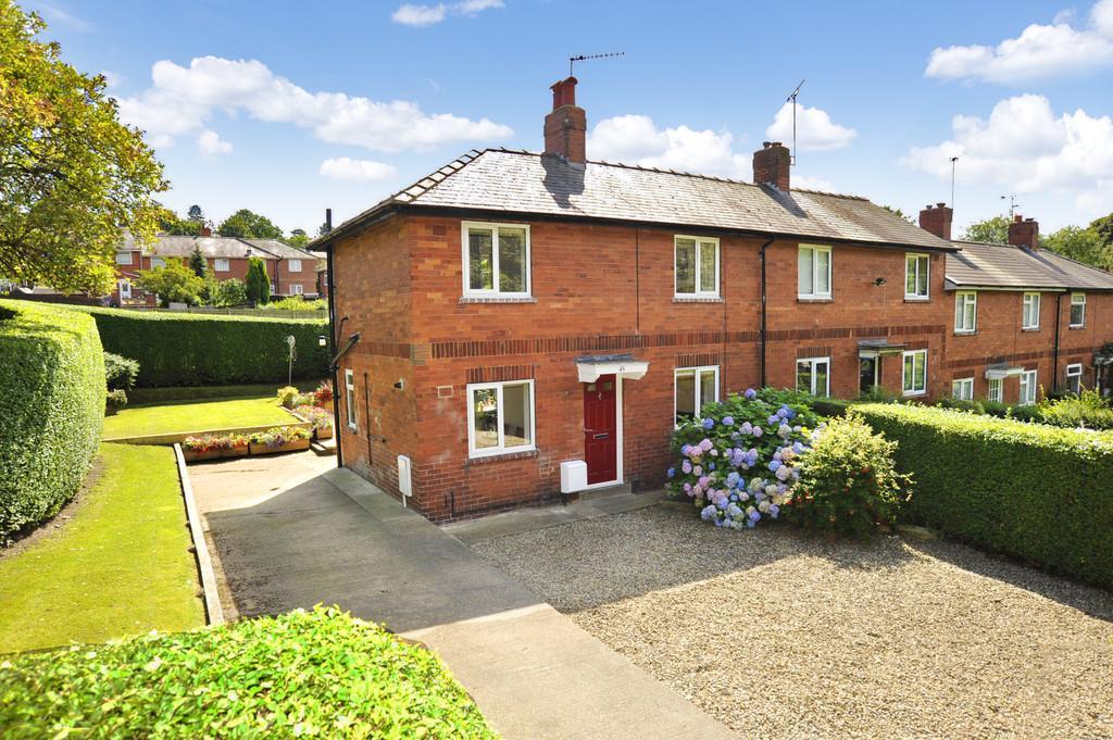 2 Bedrooms Semi Detached House for sale in Oakdale Avenue, Harrogate