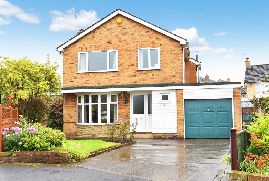 3 Bedrooms Detached House for sale in Norwood Close, Knaresborough