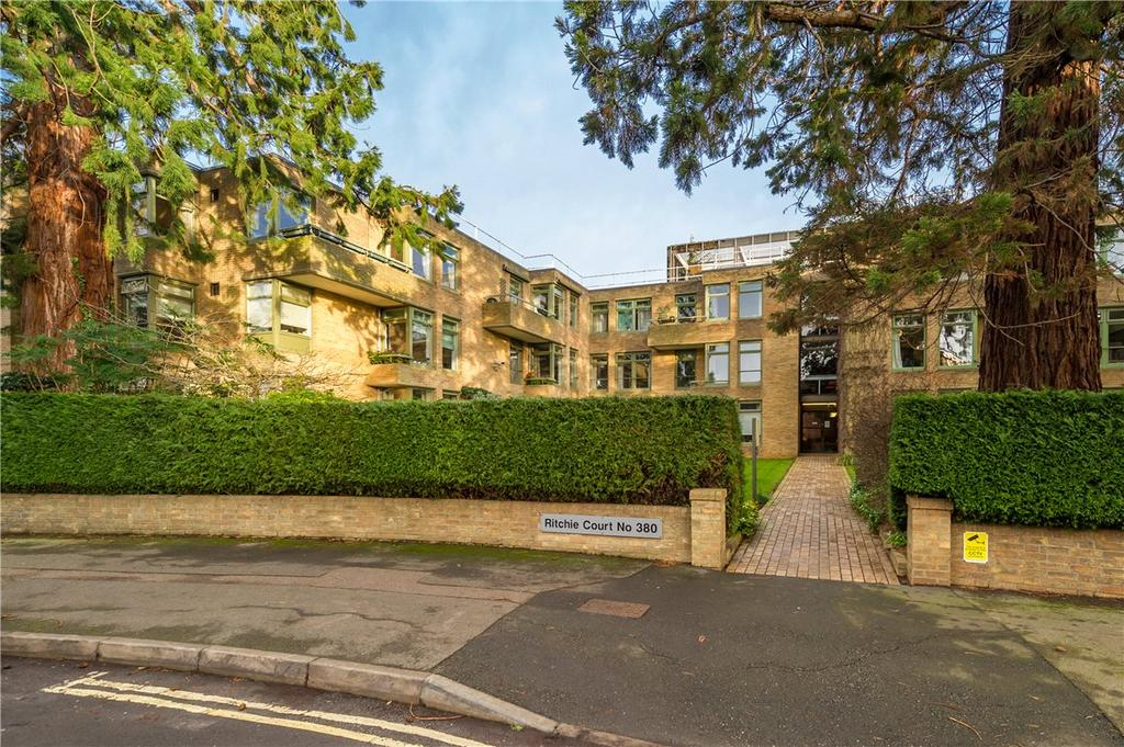 Studio Flat for sale in Ritchie Court, 380 Banbury Road, Oxford, Oxfordshire, OX2