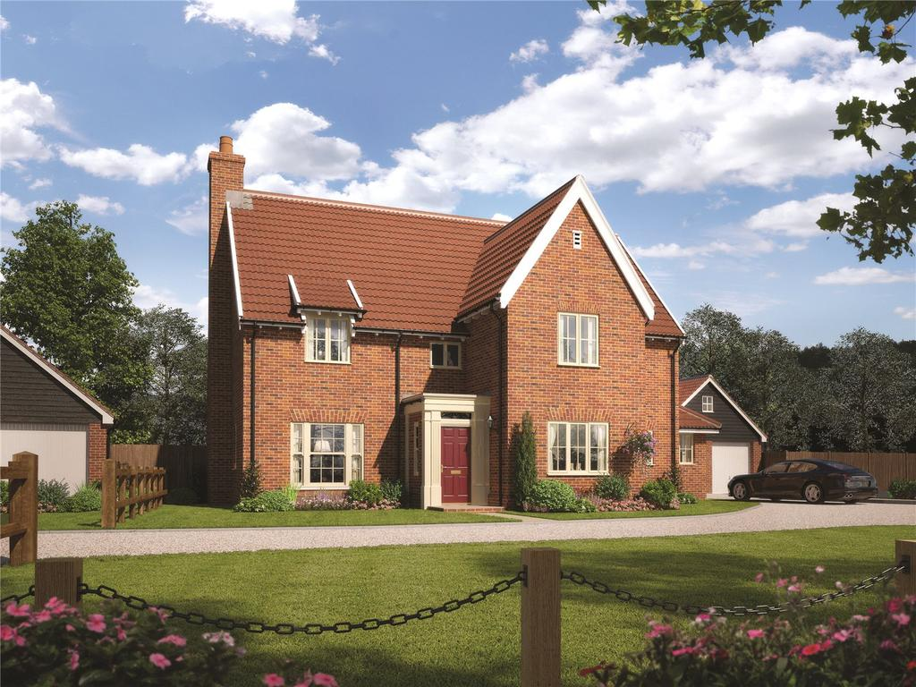 5 Bedrooms Detached House for sale in Plot 21 Foundry Place, Ipswich Road, Grundisburgh, Woodbridge, IP13