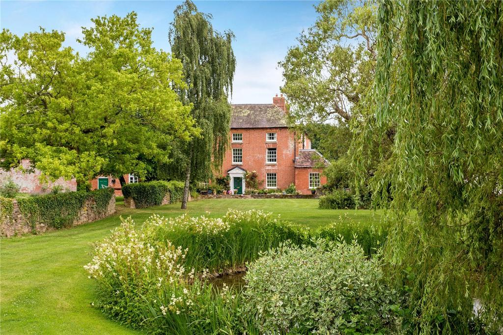 6 Bedrooms Detached House for sale in Staplow, Ledbury, Herefordshire, HR8