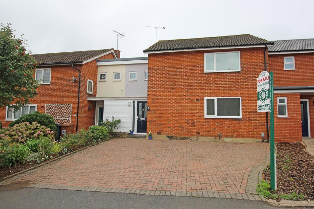 3 Bedrooms Terraced House for sale in Mandeville, Stevenage, SG2 8JJ