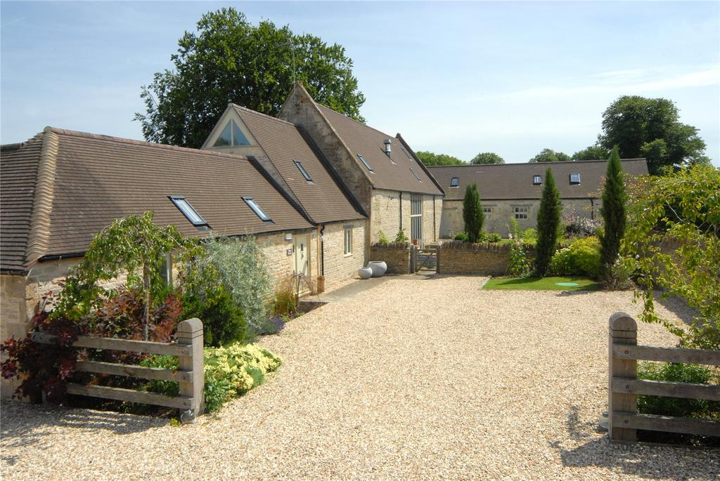 5 Bedrooms Semi Detached House for sale in Hazleton, Cheltenham, Gloucestershire, GL54