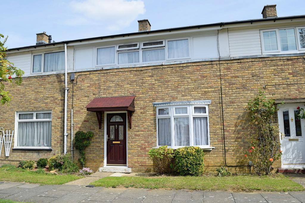2 Bedrooms Terraced House for sale in Pitmans Field, Harlow, Essex, CM20 3LG