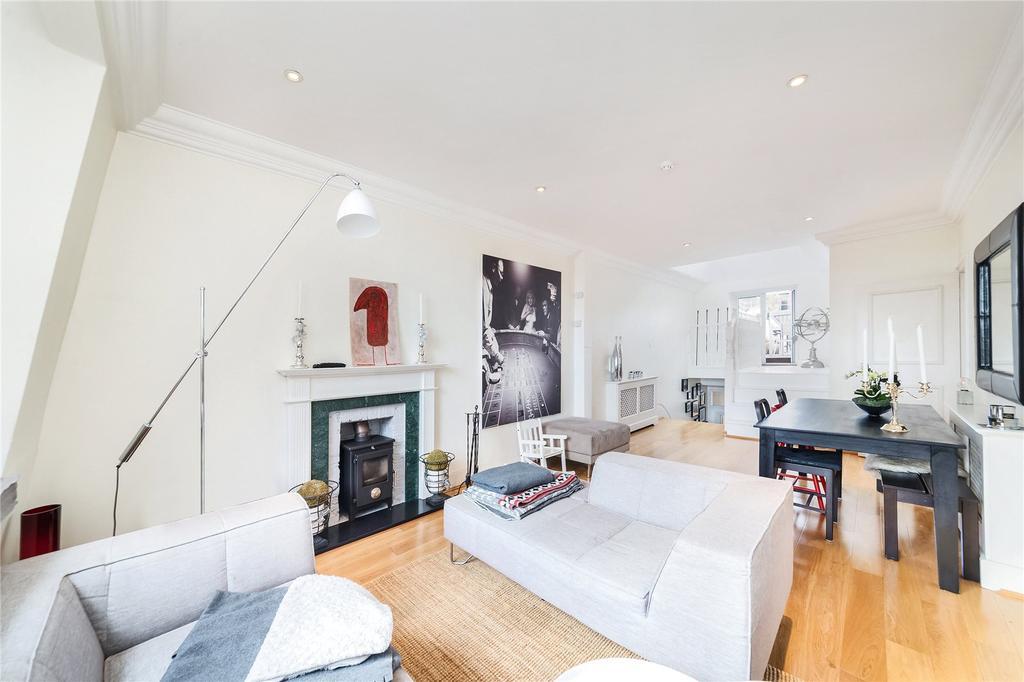 2 Bedrooms Flat for sale in Harrington Gardens, London, SW7