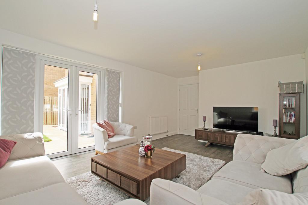 4 Bedrooms Detached House for sale in Sandhills Way, Branton, Doncaster