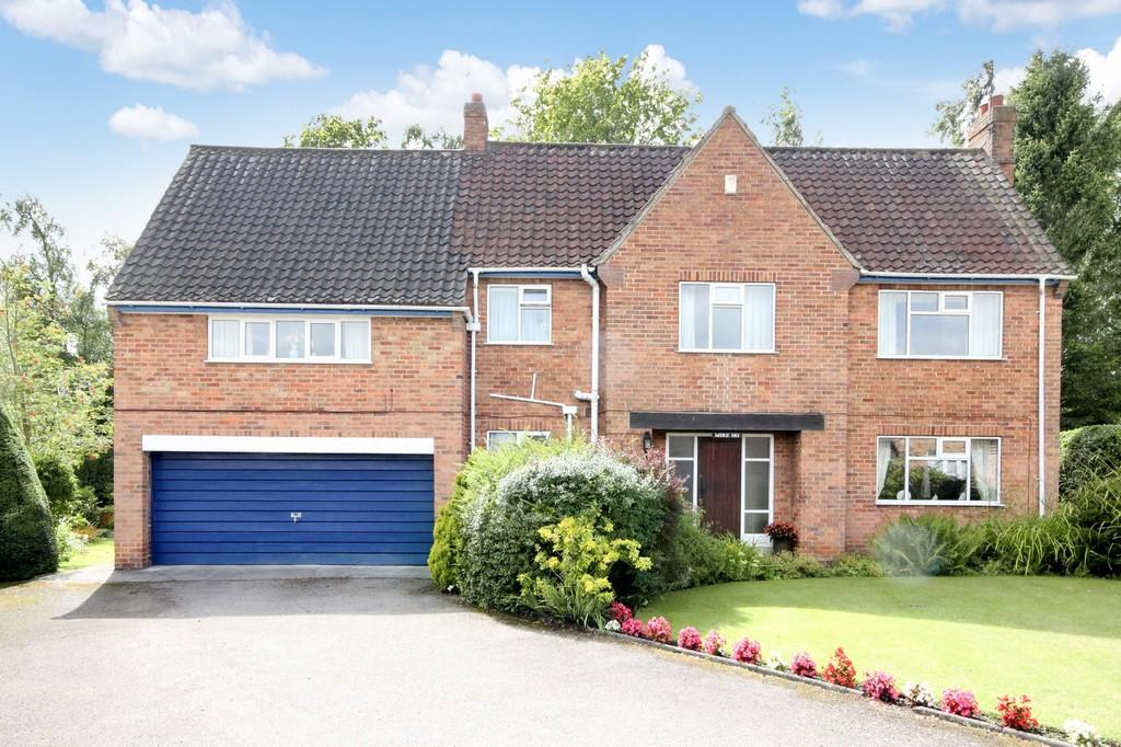 4 Bedrooms Detached House for sale in 7 Algarth Rise Stockton Lane York