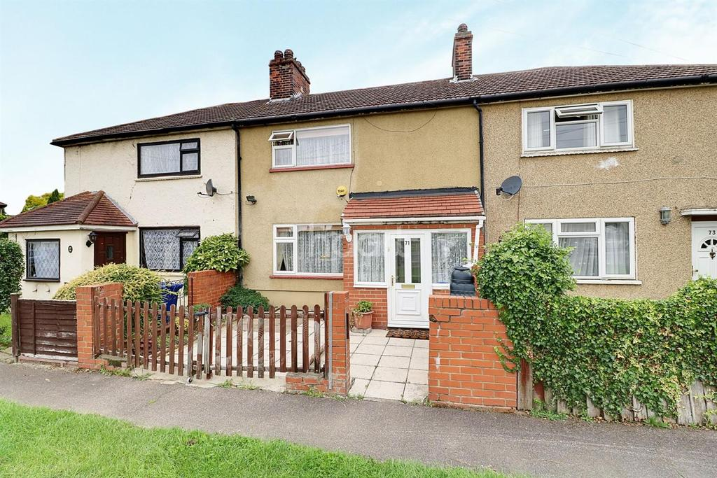 3 Bedrooms Terraced House for sale in Ruskin Road, Chadwell St Mary