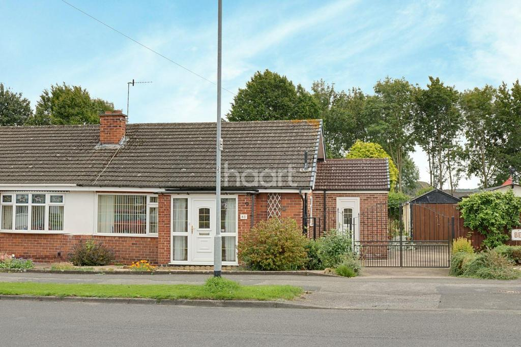 2 Bedrooms Bungalow for sale in Bestwood Road, Hucknall