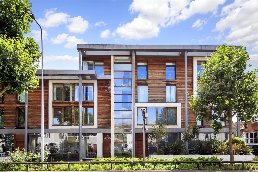 2 Bedrooms Flat for sale in The Vetro, 90 Lower Mortlake Road, Richmond, Surrey, TW9