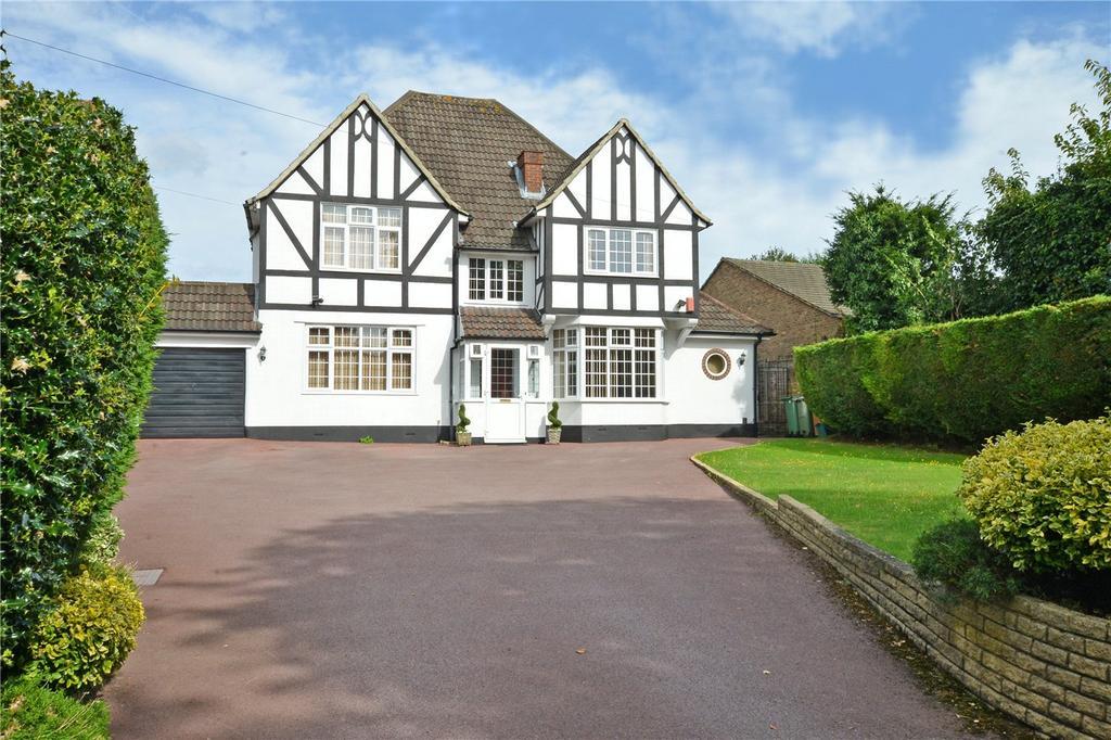 4 Bedrooms Detached House for sale in Burdon Lane, Cheam, Sutton, SM2