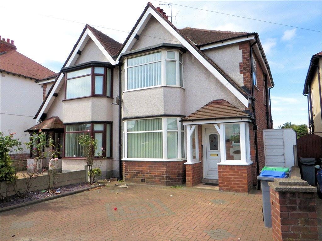 3 Bedrooms Semi Detached House for sale in Bispham Road, Bispham, Blackpool