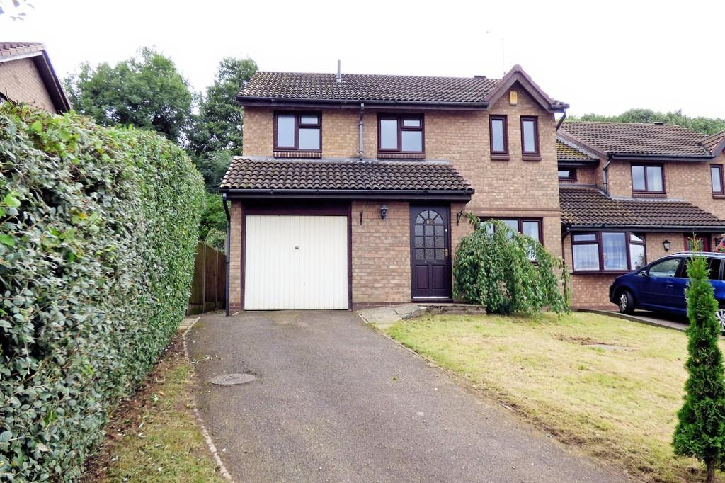 4 Bedrooms Detached House for sale in Redwood Drive, Burton-on-Trent
