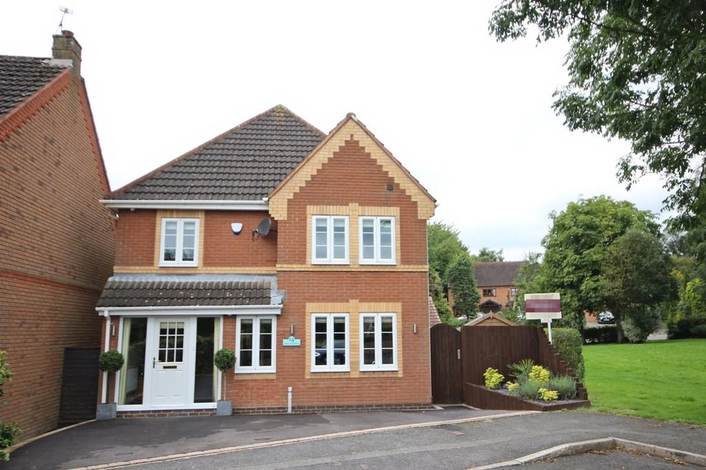 4 Bedrooms Detached House for sale in Rydal Gardens, Ashby-de-la-Zouch