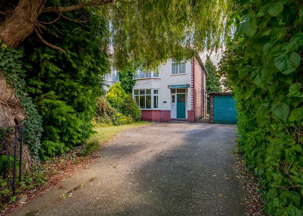 3 Bedrooms Semi Detached House for sale in High Road, Chilwell