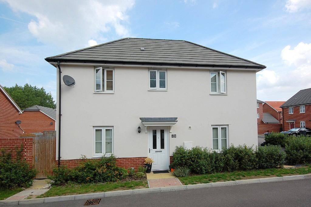 3 Bedrooms Detached House for sale in Willowbrook Close, Herne Bay