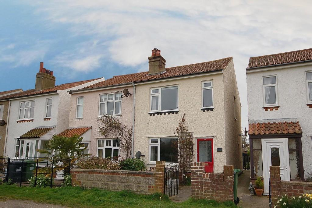 2 Bedrooms Semi Detached House for sale in Beeston Back Common, Sheringham