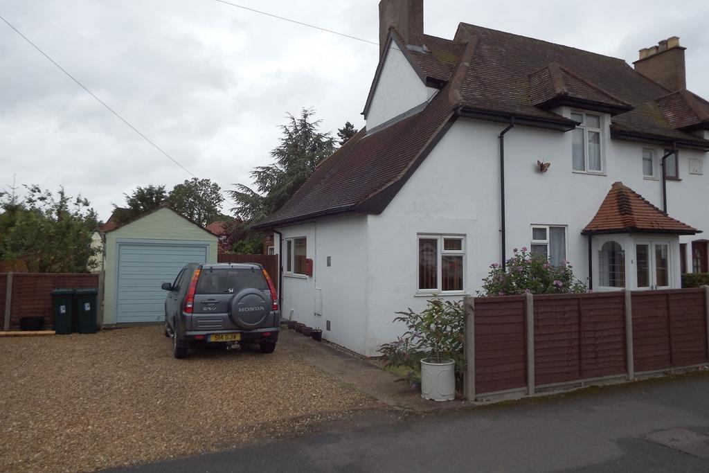 2 Bedrooms Semi Detached House for sale in Mill Lane, Gosberton, PE11