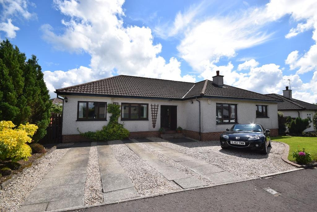 4 Bedrooms Detached Bungalow for sale in Laigh Road, Newton Mearns, Glasgow, G77 5EX