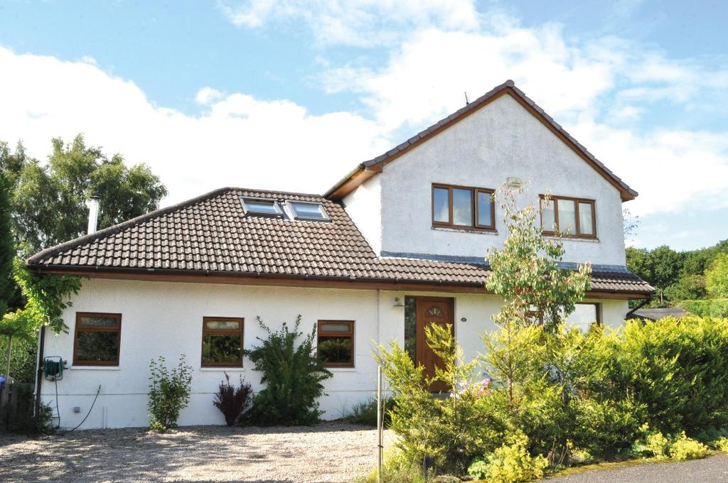 5 Bedrooms Country House Character Property for sale in Branziert Road North , Killearn, Glasgow , Stirlingshire , G63 9RE