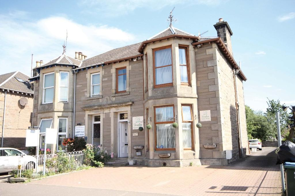 6 Bedrooms Semi Detached House for sale in 61 Dunkeld Road, Perth, Perthshire, PH1 5RP