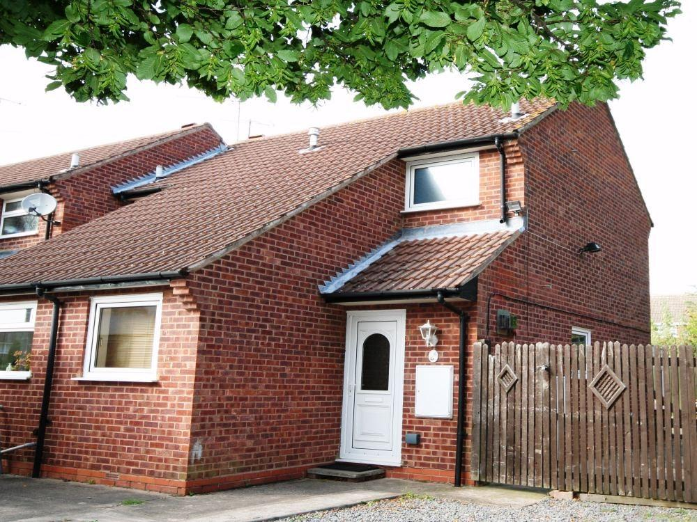 2 Bedrooms End Of Terrace House for sale in Dove Close, Worcester, WR4