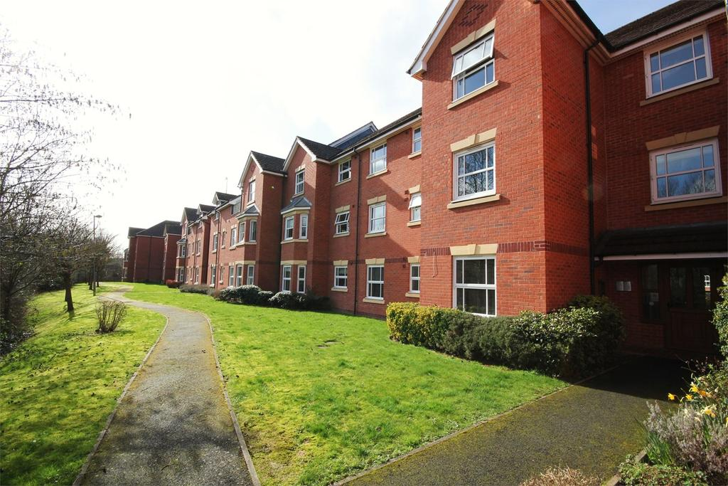 2 Bedrooms Apartment Flat for sale in Hardy Court, Barbourne, Worcester, WR3