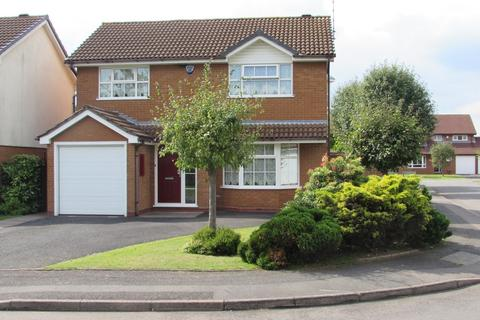 4 bedroom detached house for sale - Maybridge Drive, Solihull