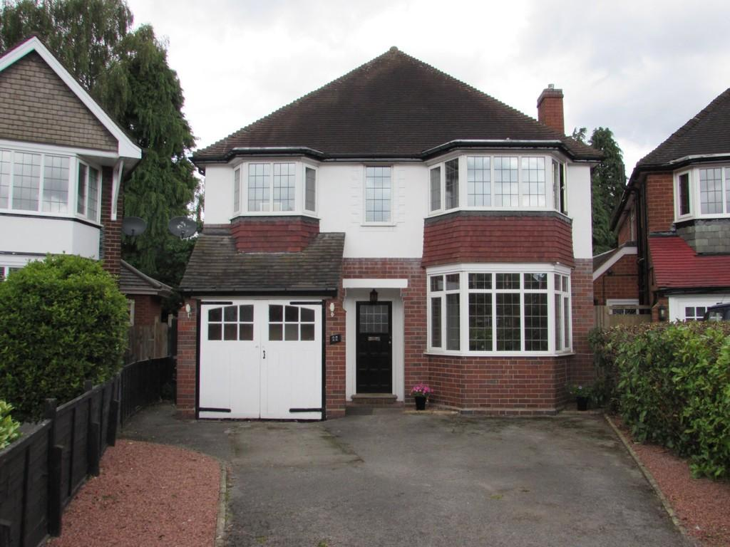 4 Bedrooms Detached House for sale in Fircroft, Solihull