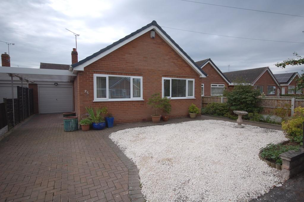2 Bedrooms Detached Bungalow for sale in Greenfield Road, Waverton