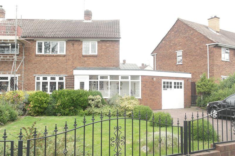 2 Bedrooms Semi Detached House for sale in Churchill Road, Walsall