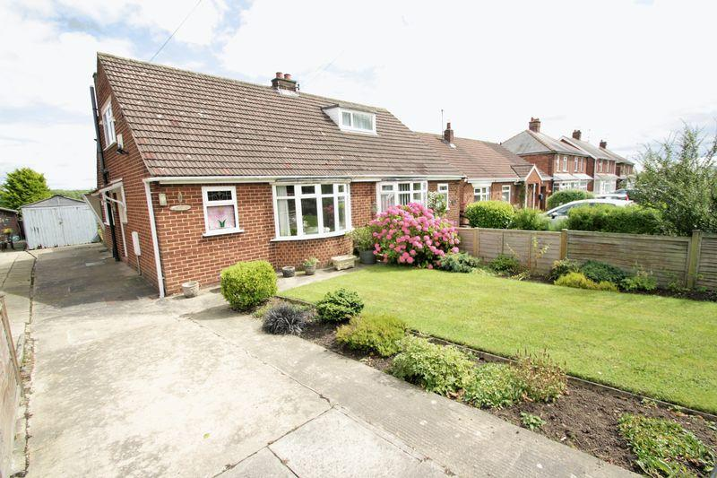 1 Bedroom Semi Detached Bungalow for sale in Thorpe Road, Carlton, Stockton, TS21 1DT
