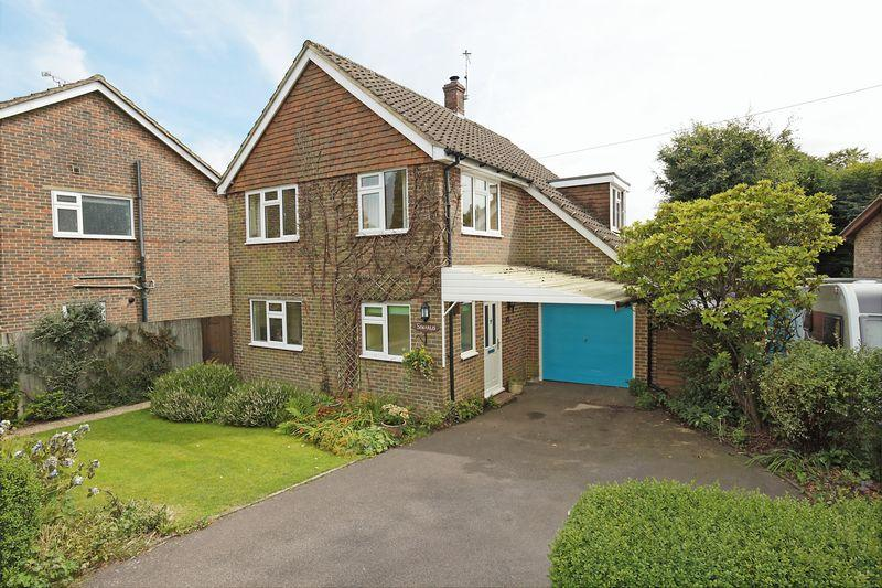 4 Bedrooms Detached House for sale in Southview Road, Crowborough, East Sussex