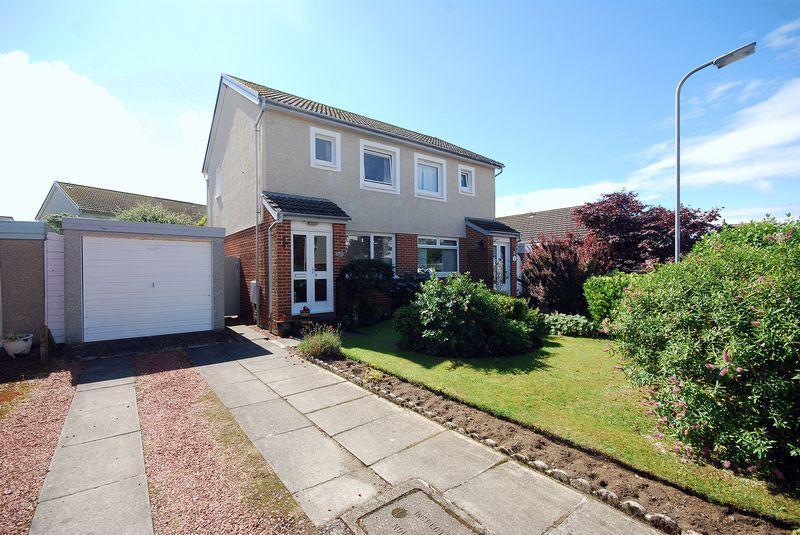 2 Bedrooms Semi-detached Villa House for sale in 6 Greenan Grove, Doonfoot, Ayr, KA7 4JP