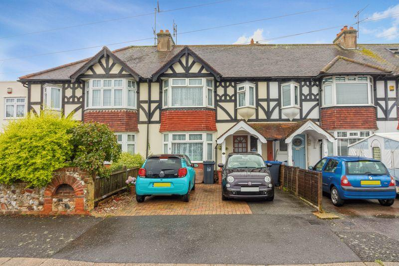 3 Bedrooms Terraced House for sale in Balcombe Avenue, Worthing