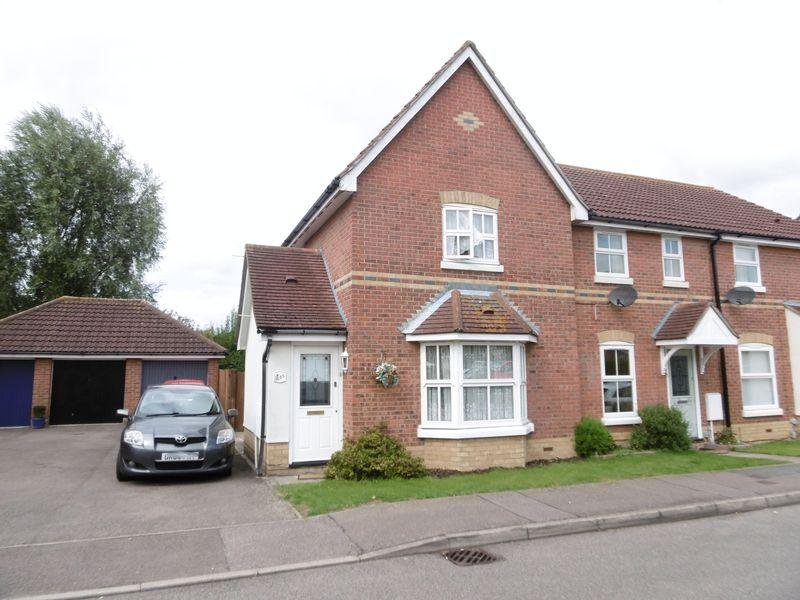 3 Bedrooms End Of Terrace House for sale in Albert Gardens, Harlow