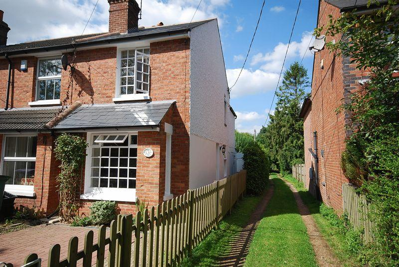 2 Bedrooms Terraced House for sale in Westenhanger