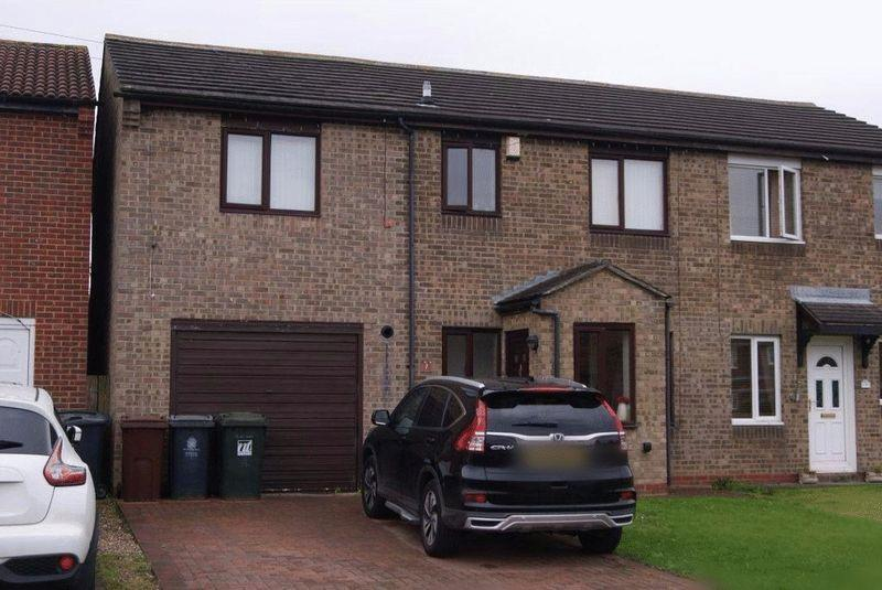 4 Bedrooms Semi Detached House for sale in Thompson Avenue, Camperdown, Newcastle Upon Tyne