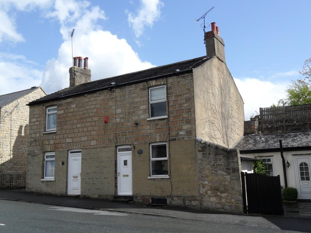2 Bedrooms Cottage House for sale in 2 NORTHERN COTTAGES, MAIN STREET NORTH, ABERFORD, LS25 3AH