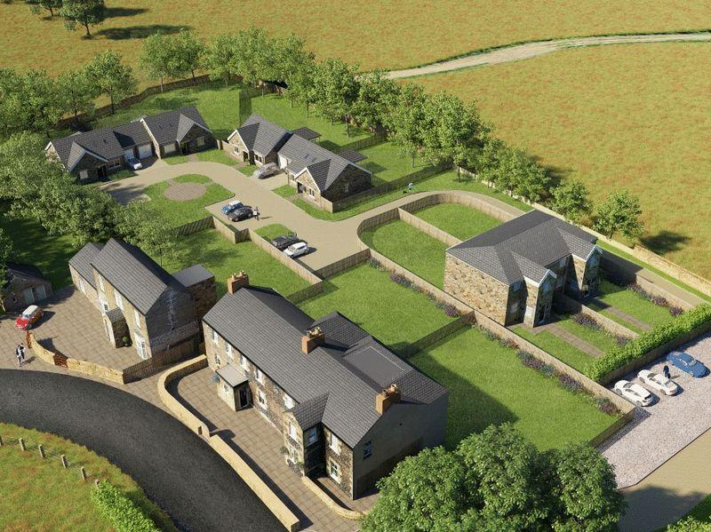3 Bedrooms Detached Bungalow for sale in Stamford Lea, Alnwick