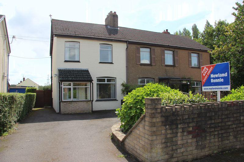 3 Bedrooms Semi Detached House for sale in Caldicot Road, Portskewett