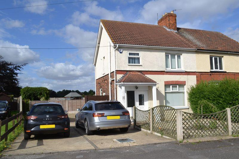3 Bedrooms Semi Detached House for sale in Collum Gardens, Scunthorpe