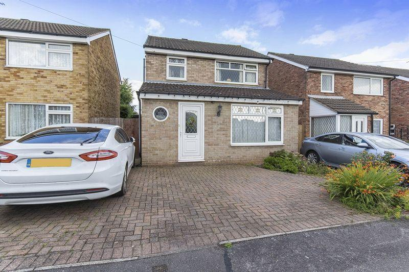 3 Bedrooms Detached House for sale in LEWISTON ROAD, CHADDESDEN