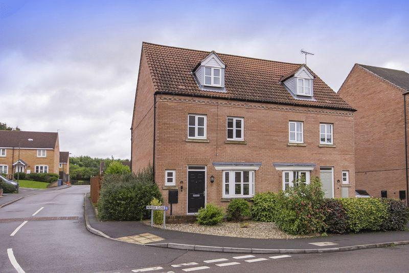 4 Bedrooms Semi Detached House for sale in CORDELIA WAY, CHELLASTON