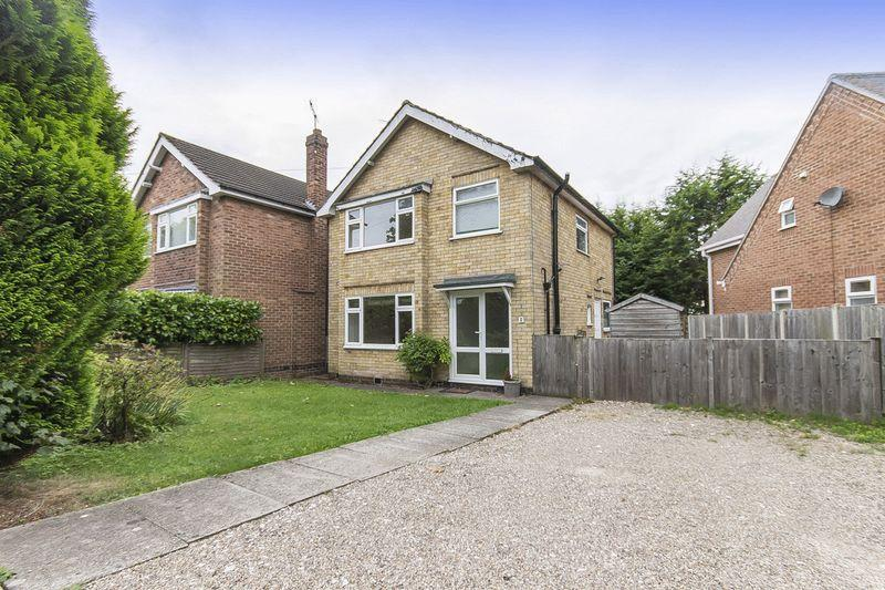 3 Bedrooms Detached House for sale in OAKOVER DRIVE, ALLESTREE