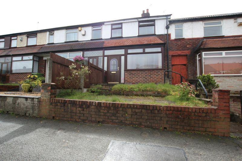 2 Bedrooms Terraced House for sale in Melverley Road, Higher Blackley M9 0PG