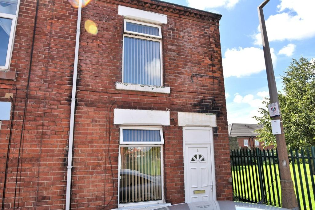 2 Bedrooms End Of Terrace House for sale in Albert Road, Mexborough